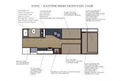 X30 - PLATEAU Solitude Series Camp